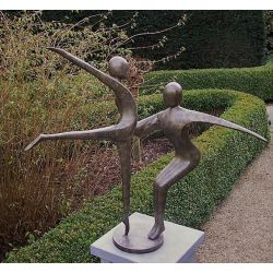 """DANSE "" Bronze H 57 cm"