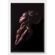 """AFRICAINE 2"" 80 X 120 cm"