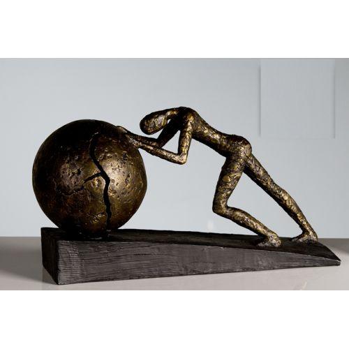 """Sculpture """"PUISSANCE"""" L 37 cm"""