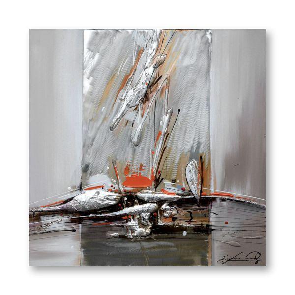 """Toile """"ALIAS""""  60 x 60 cm"""