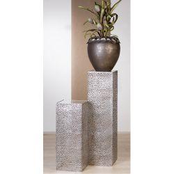 Colonnes Perle en métal H70 CM ou H100cm