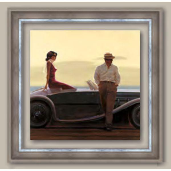 """""""DESERT"""" de BRENT LYNCH 100 X 100 cm"""