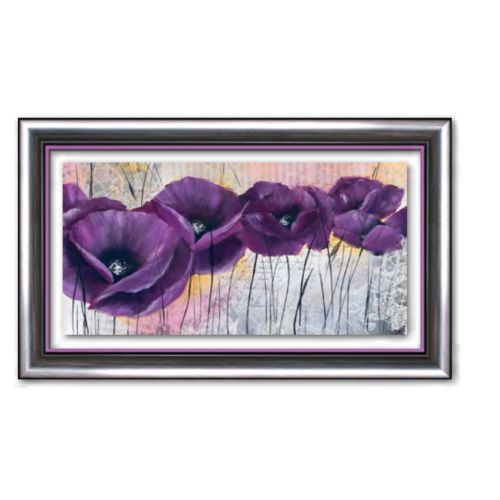 """""""Floral""""  de  76 cm X 126 cm"""