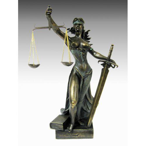 """JUSTICE"" signée SENSERRICH"