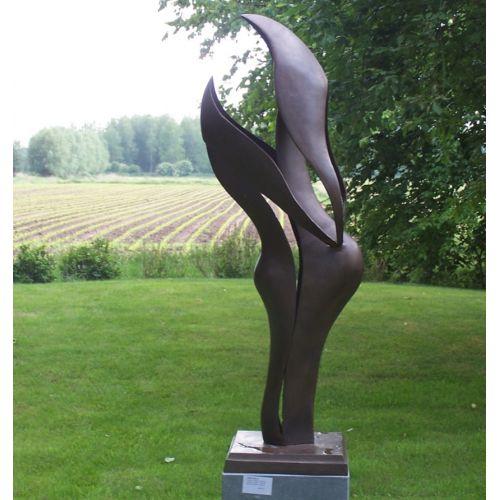 """""""HARMONIE"""" Bronze H 114 cm"""